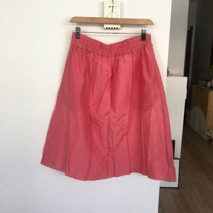 NICOLE BRIDGER Midi Skirt